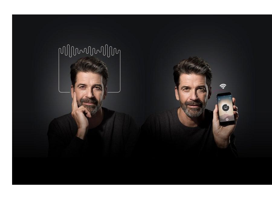 Дві системи зв'язку в одному слуховому апараті