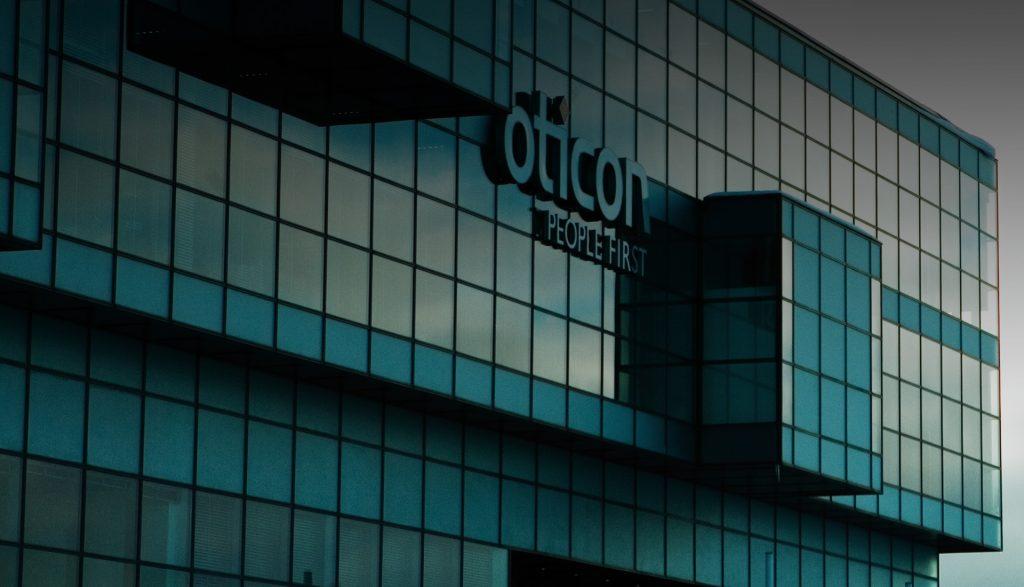 Компанія Oticon (Отікон, Данія)