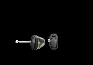 Невидимі у каналі (IIC) слухові апарати