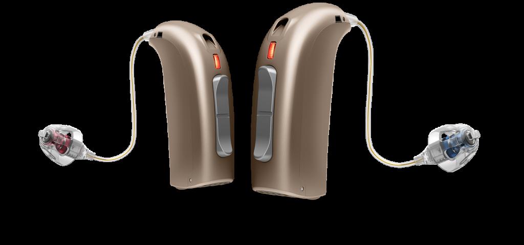 Нова серія слухових апаратів, спеціально розроблених для дітей як з невеликою, так і з значною втратою слуху.