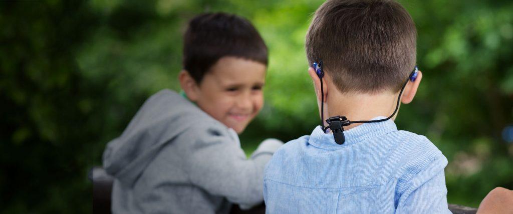 SafeLine - тримач для слухових апаратів