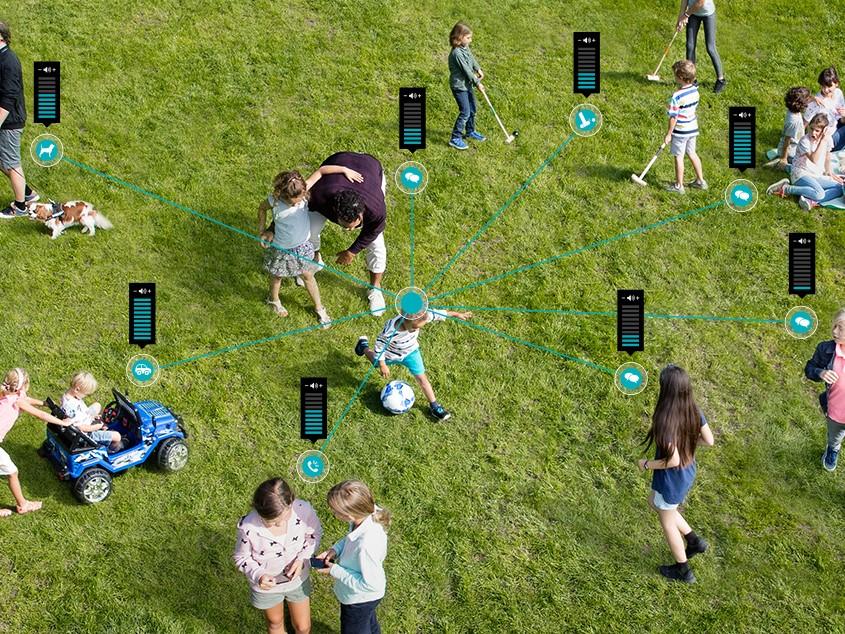 Як надати дитині доступ до звуку на 360º