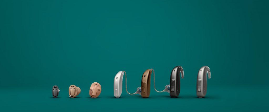 Який стиль слухових апаратів підходить
