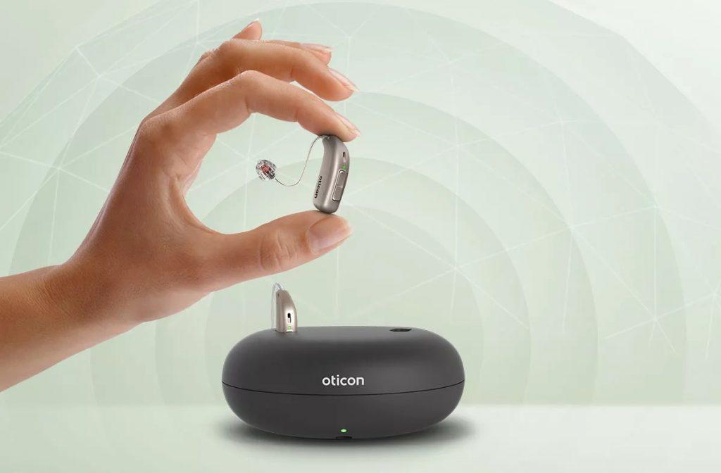 Зарядний пристрій Oticon More